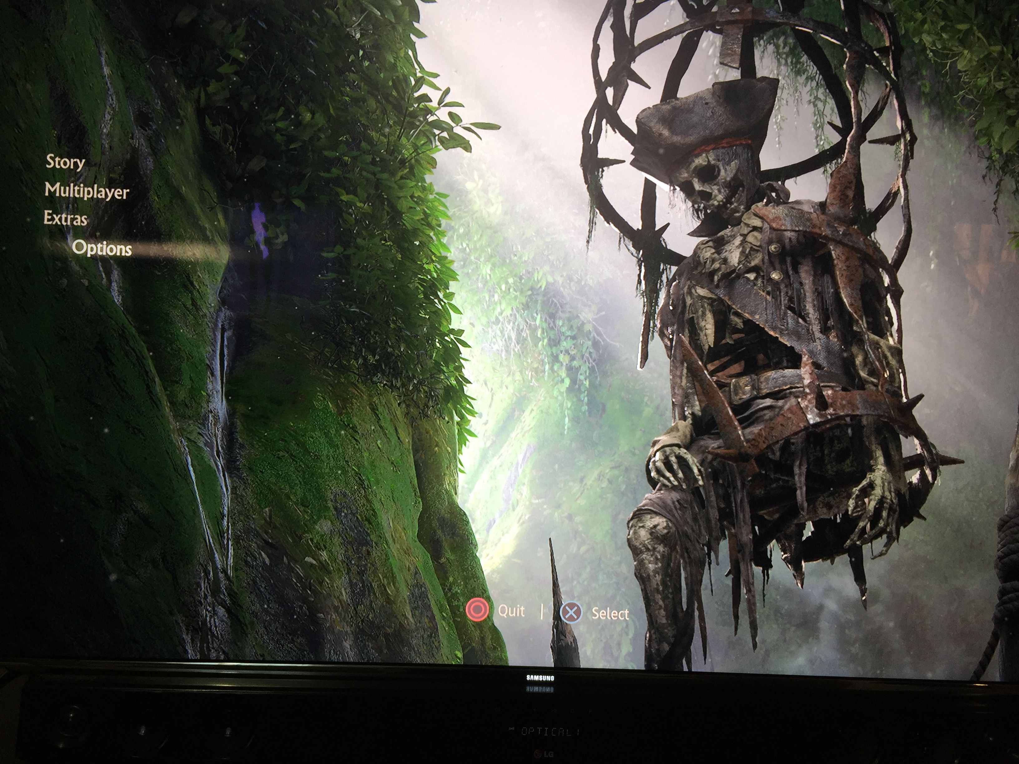 Screenshot Comparison Of Uncharted 4 Menu Hdr Vs Non Hdr On A 2016 Ks8000 Tuned For Both Hdr 1000 Certified 10 Bit Panels Sorry Uncharted Ps4 Playstation 4