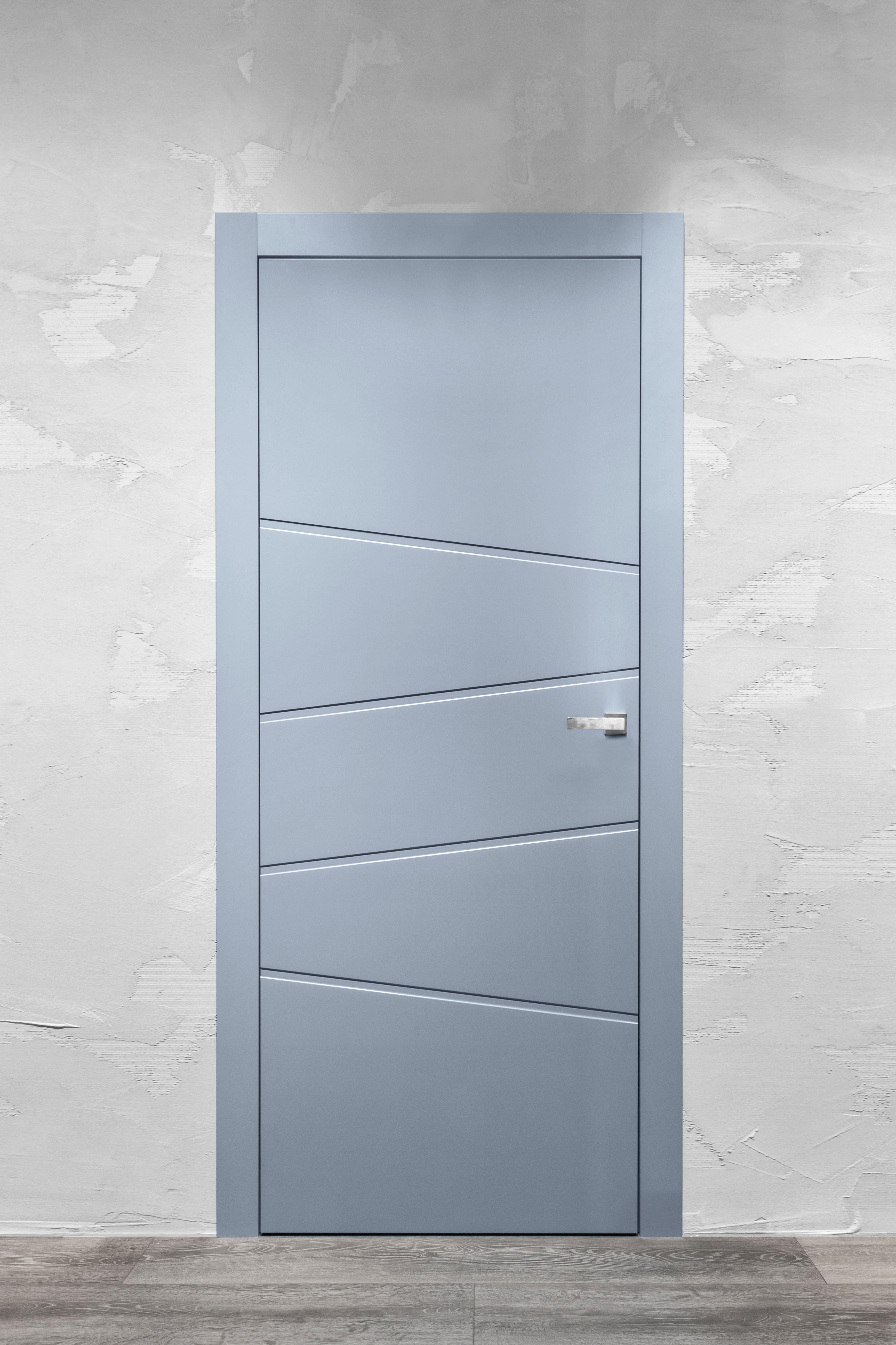 Porte Da Interno Colorate porta da interno colorata azzurra | porte interne, porte