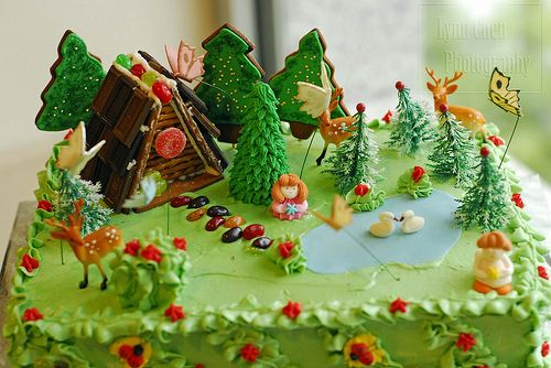 Enchanted Forest Enchanted Forest Birthday Party Enchanted
