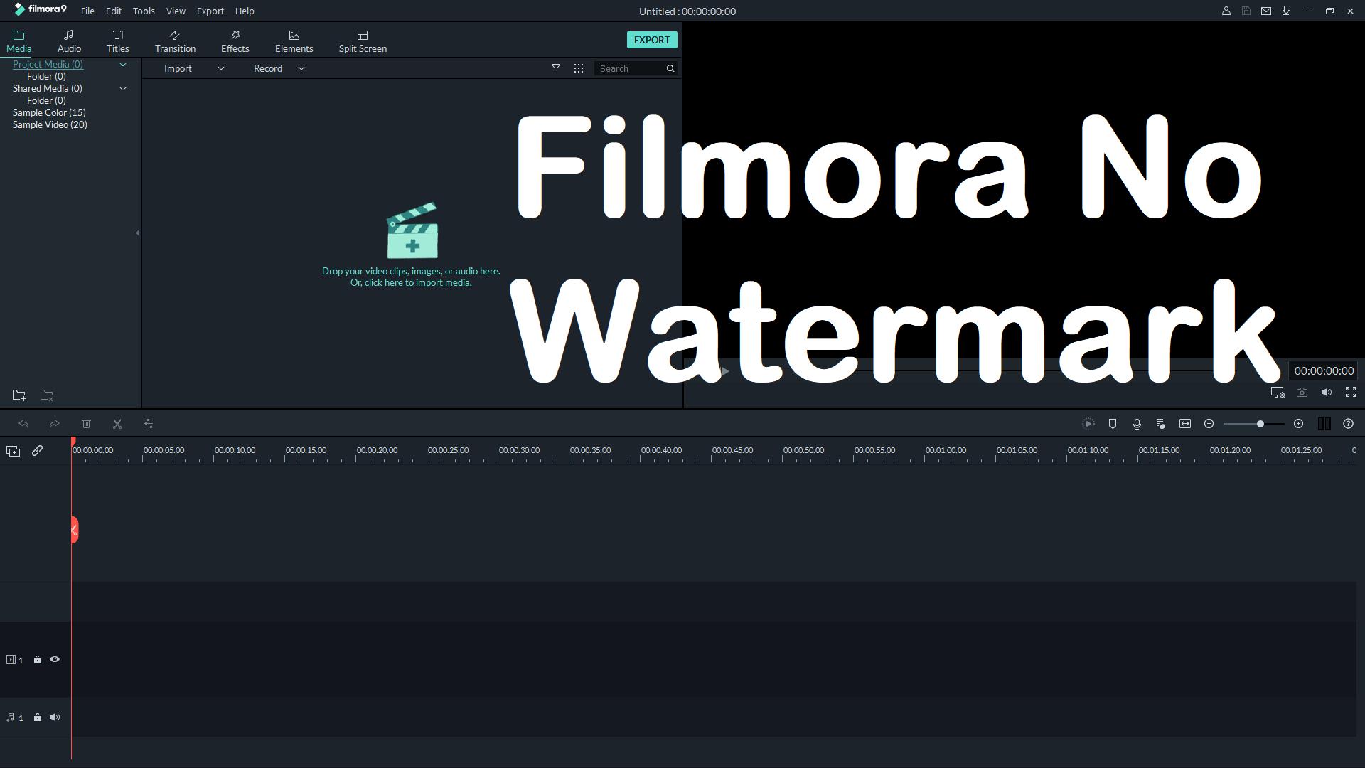 Cara Menghilangkan Watermark Filmora Terbaru Versi Ke 9 Gampang Dan Cara Pengaturan Firewall Agar Aktivasi Filmora Permanen Pesan Video Komputer