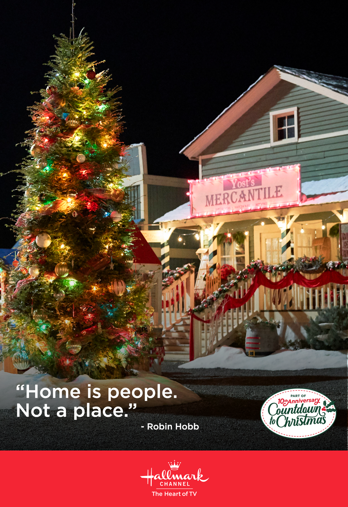 """When Calls The Heart That Aired Christmas Day 2020 You can always come home to Hope Valley. """"When Calls the Heart"""
