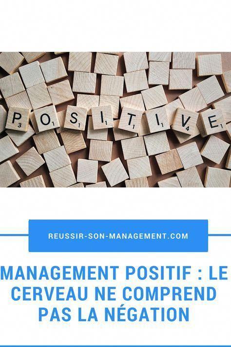 Cliquez ici pour mieux comprendre le fonctionnement du cerveau et les impacts sur lanimation des équipes Management positif  le cerveau ne comprend pas la né...