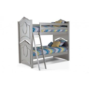 Madelyn Platinum Bunk Bed Bunk Beds Bob S Discount Furniture