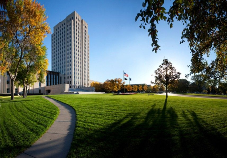 No. 1 Bismark, ND Best places to retire, List of cities