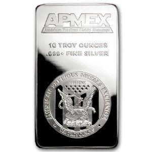 Apmex 10 Oz Silver Bar 10 Oz Silver Bars Apmex Buy Silver Online Silver Bars Apmex
