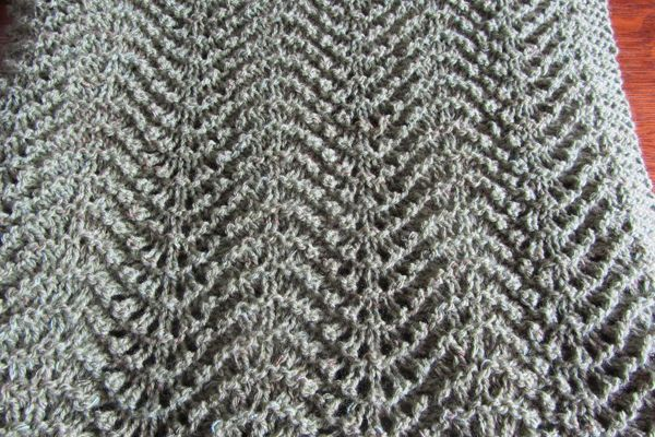 Knitting Techniques: Old Shale Technique & Patterns ...