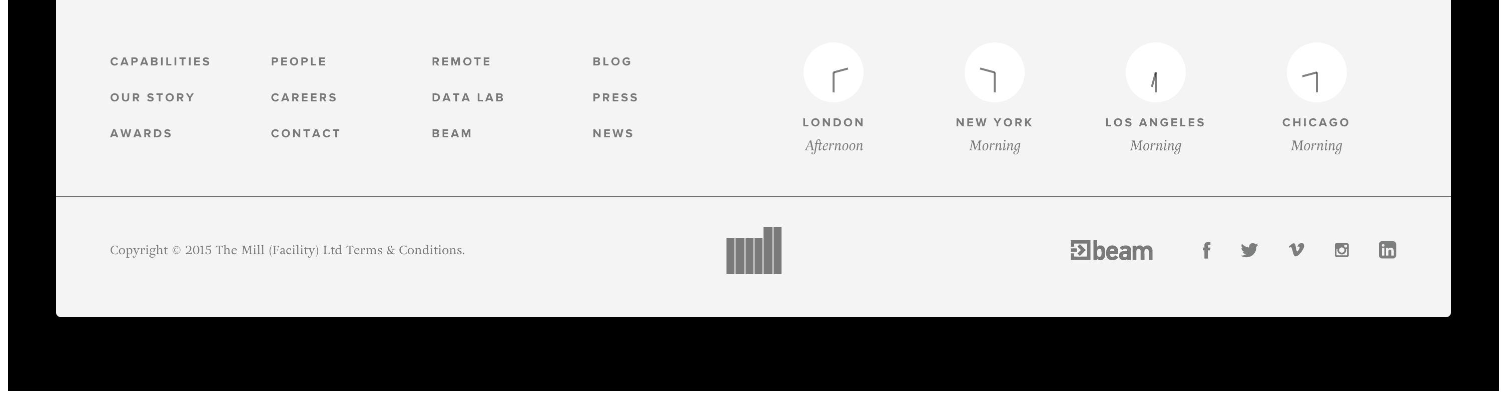 50 Blog Footer Design Examples Footer Design Website Footer Design
