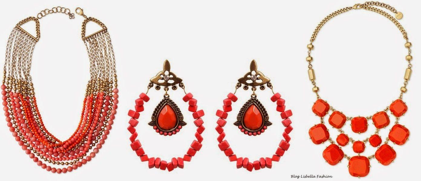 Lisbella Fashion: Inspiração de cor para o verão: Coral!