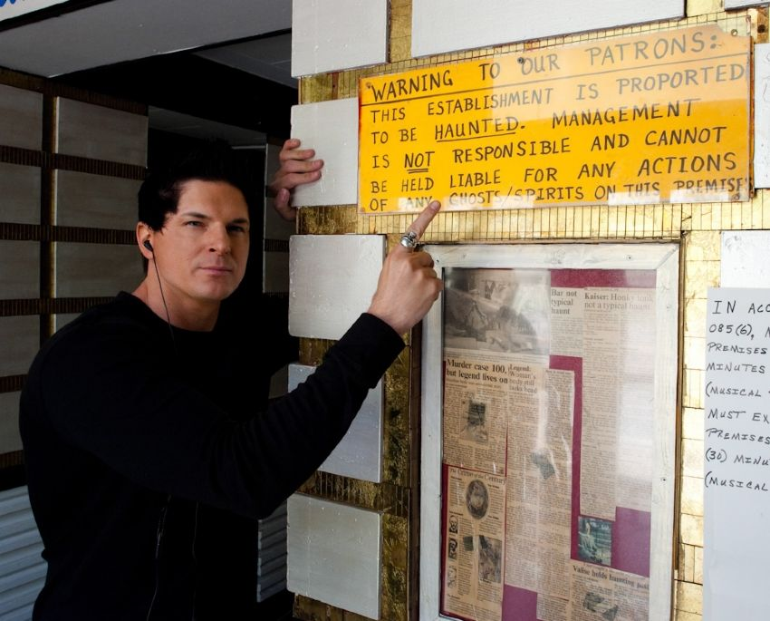Ghost Adventures At Bobby Mackey S Returns To Third Time A