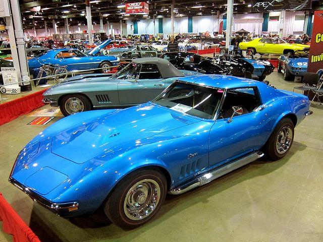 1969 Chevrolet Corvette 427 L88