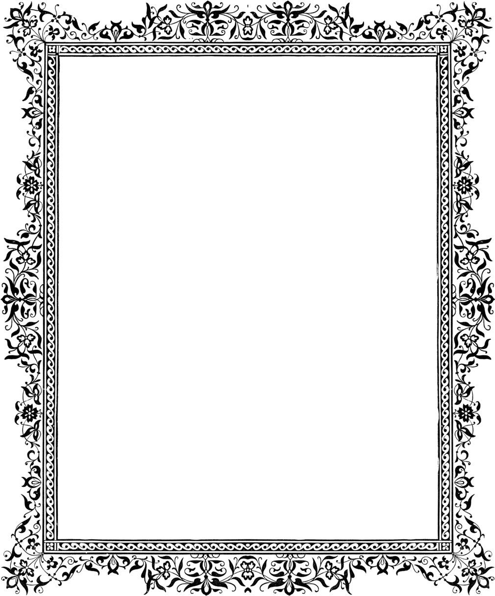 free microsoft borders and frames wow com image results rh pinterest co uk vintage frame clipart black and white vintage frame clip art free
