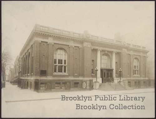 Brooklyn Public Library Carroll Gardens Branch