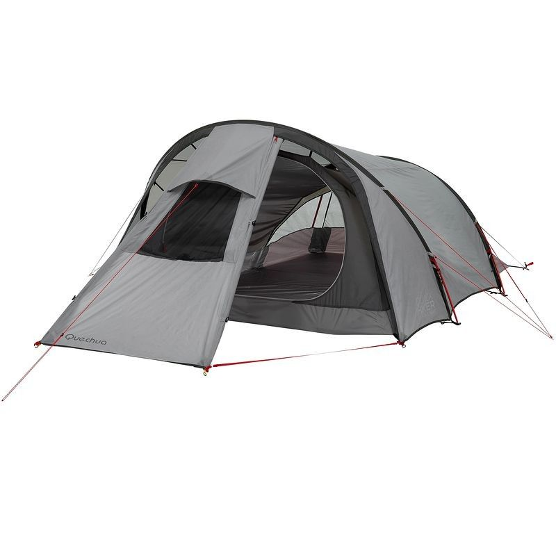 £149.99 - All Tents - Quickhiker Ultralight 3 Hiking Tent - 3 Man Grey  sc 1 st  Pinterest & 149.99 - All Tents - Quickhiker Ultralight 3 Hiking Tent - 3 Man ...