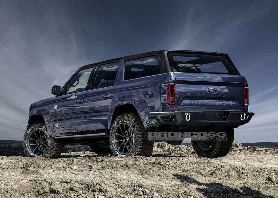 2021 Ford Bronco Everything We Know About The Future Suv Ford
