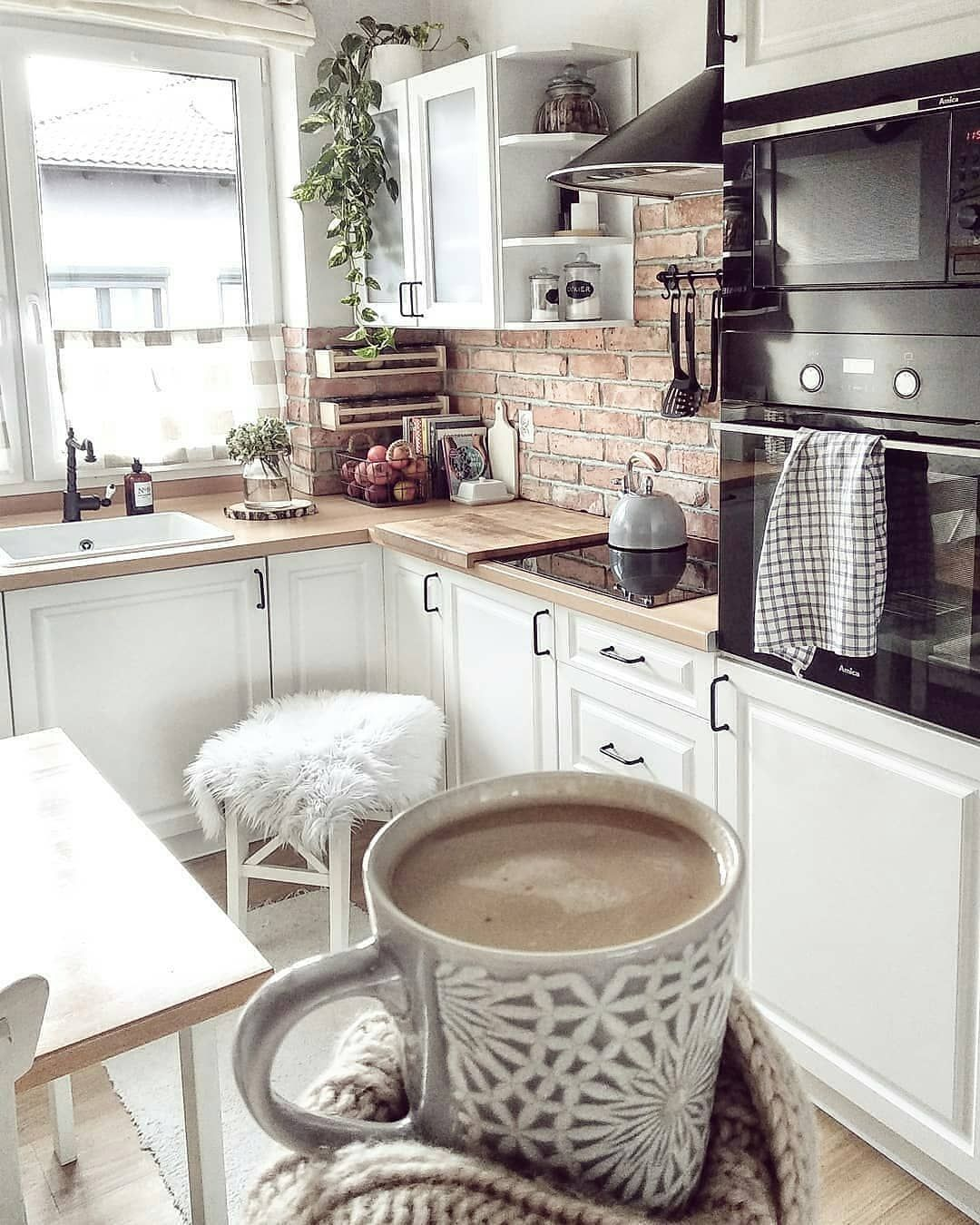 35 Great Ideas for Decorating a Kitchen 2019 - Page 19 of 37