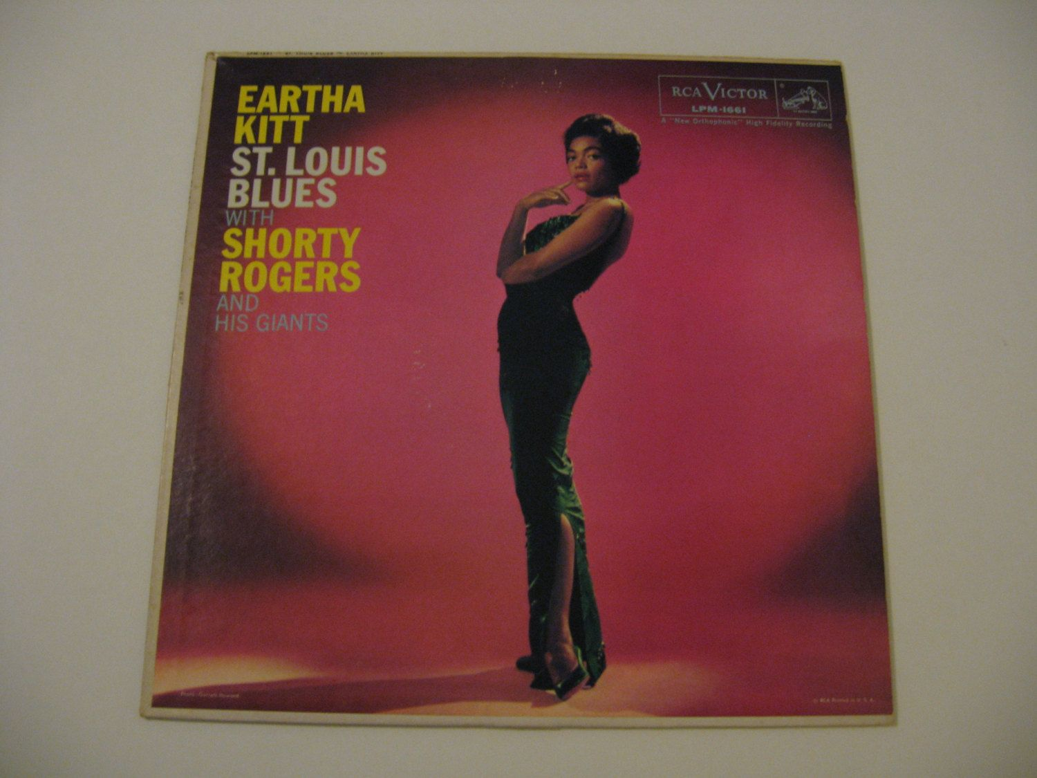 Eartha kitt st louis blues vinyl records etsy favorites