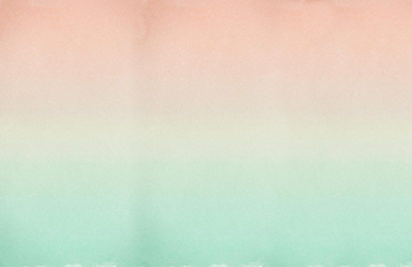 Peach And Turquoise Ombre Wallpaper Mural Muralswallpaper In 2020 Pastel Aesthetic Ombre Wallpapers Mural Wallpaper