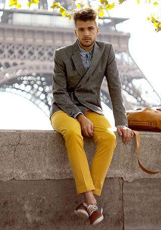803c6a754d7e Yellow pants