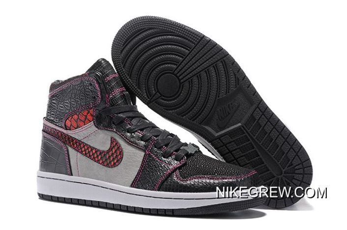 "Air Jordan 1 ""Brooklyn Zoo"" By PMK"