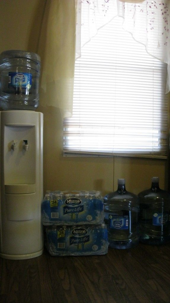 Water Delivery - Nestle Pure Life Home Delivery - Costs no more than