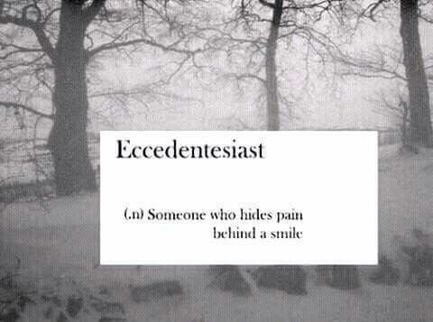 Eccedentesiast