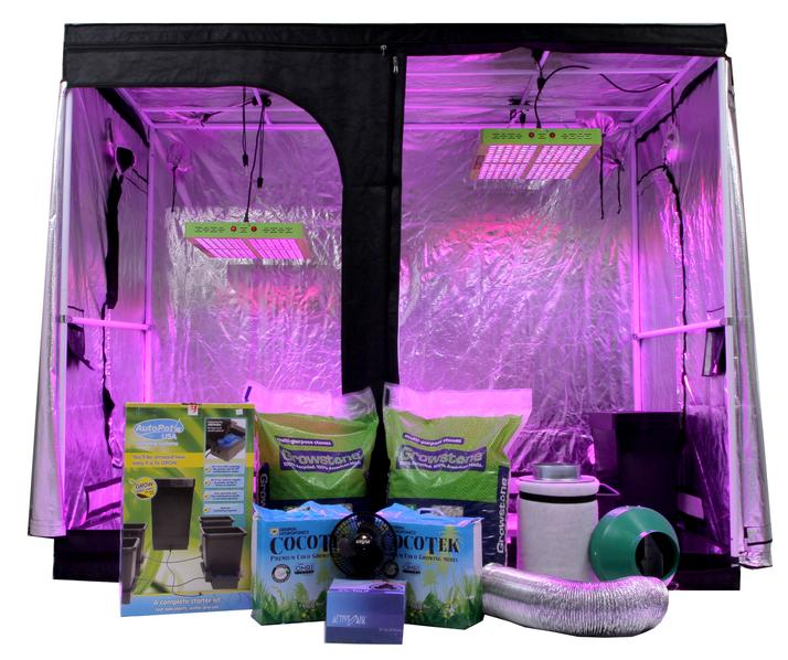 Hydroponics Grow Tent System Hydroponic Growing 400 x 300