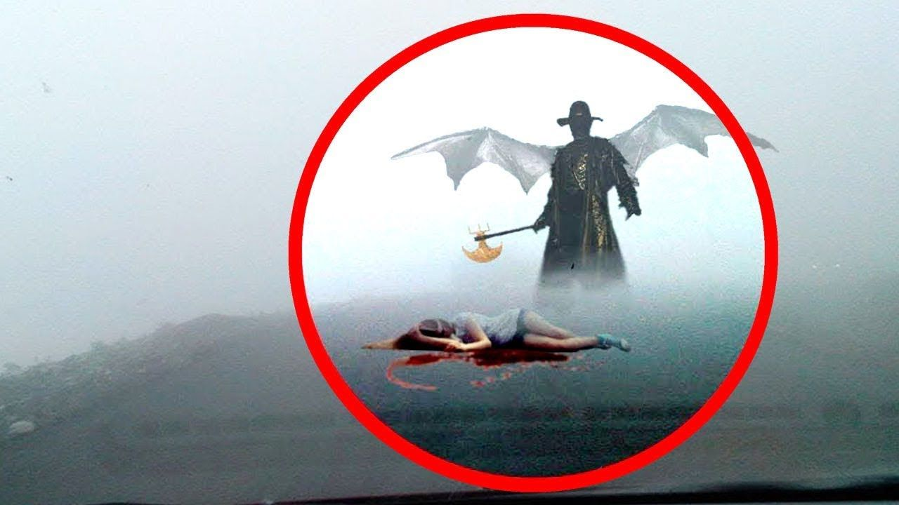 5 Jeepers Creepers Caught On Camera Spotted In Real Life Https