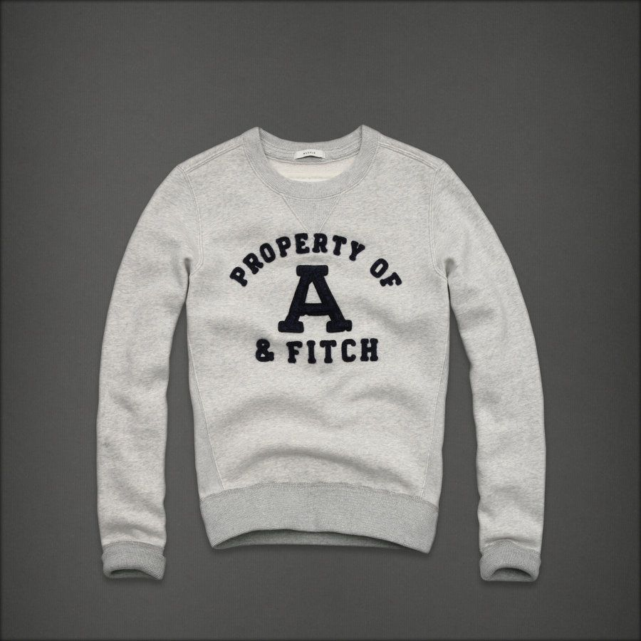 Abercrombie & Fitch - Shop Official Site - Mens - Hoodies - Classic - Calamity Pond