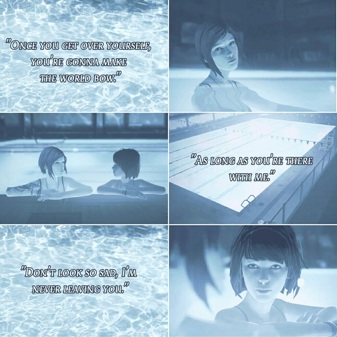 Life is strange aesthetic Life is strange, Strange, Blue