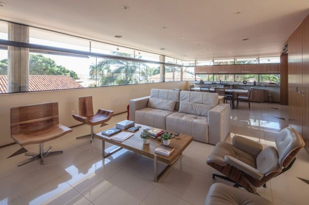 JPGN Residence by Danilo Matoso Macedo Hypebeast, Interiors and House