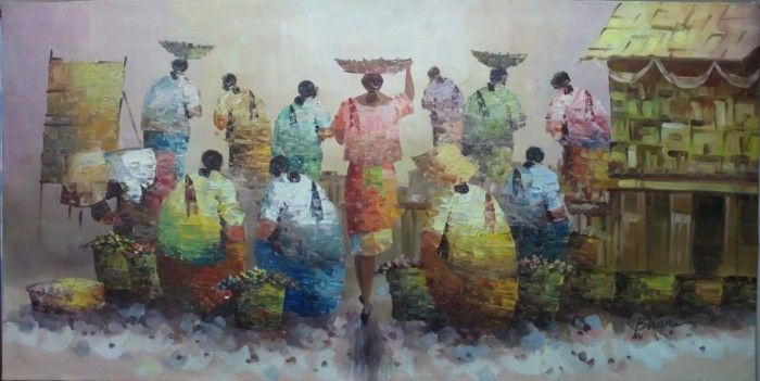 Musamanila July 2010 Art Artist Painting