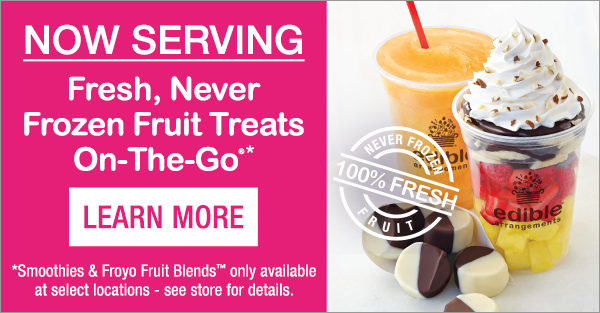 Healthy Smoothies, Donuts, & Fresh Fruit Near Me Edible