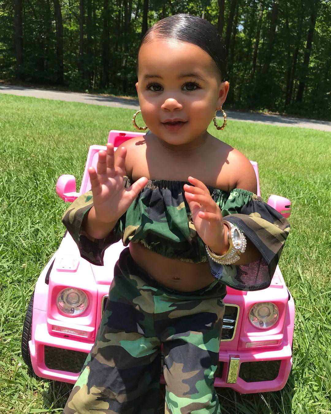 Vest and Bib S is for Skyla Baby Gift Set