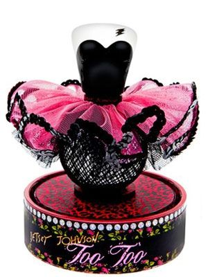 Too Too Betsey Johnson for women - this must be a perfume - from where?
