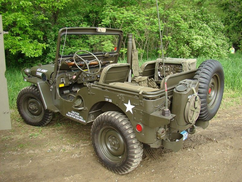 Sharp Restored Willys Mb Willys Jeep Jeep Parts Willys Mb