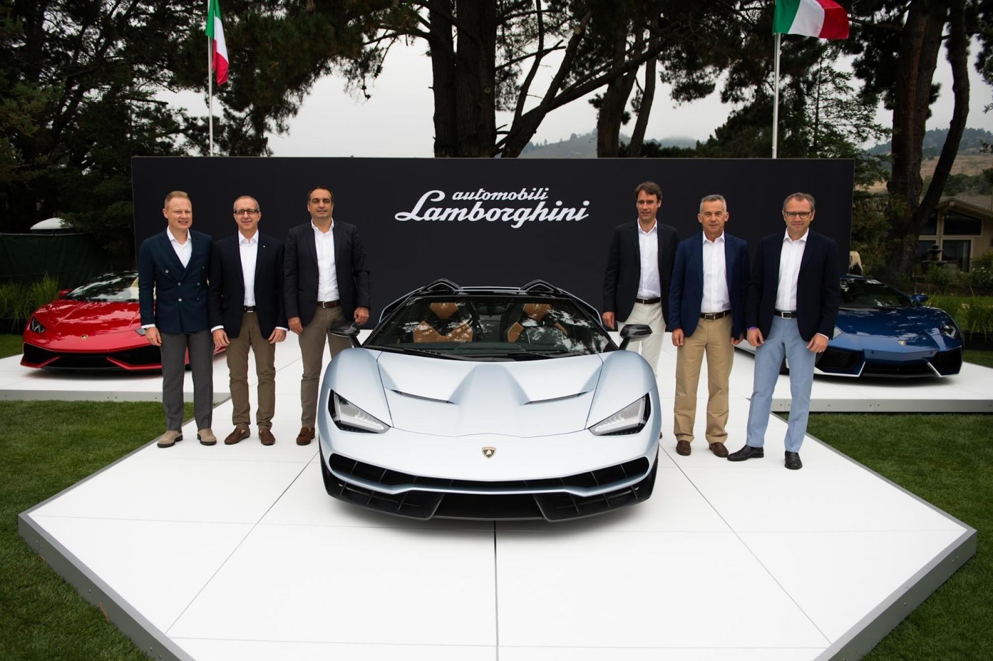 Automotive99 Com Lamborghini Centenario Lamborghini Roadsters