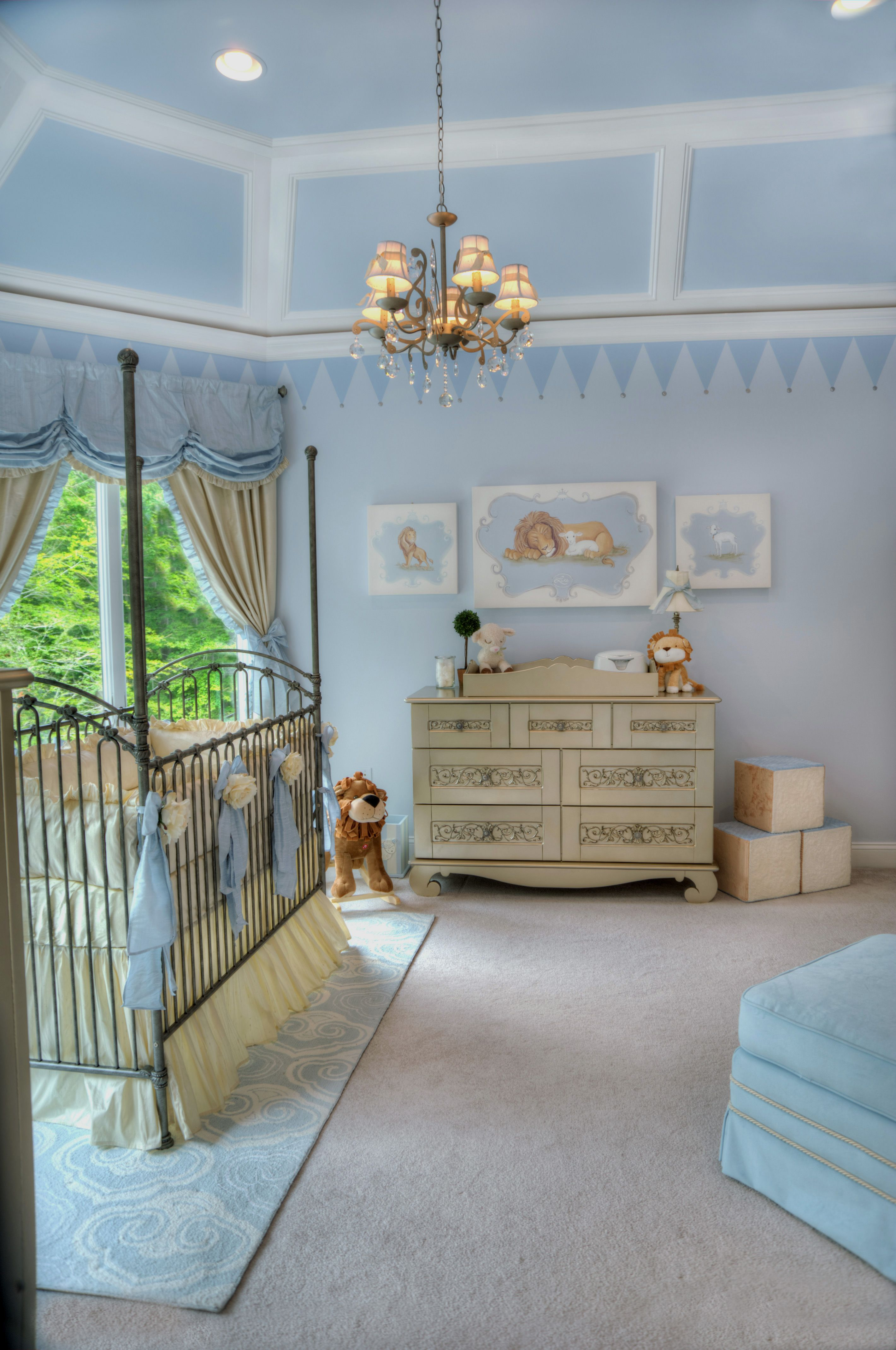 Baby cribs richmond va - Royal Prince Nursery Prince Baby Nursery Design Ideas Fairytale Room By Celebrity Nursery Designer
