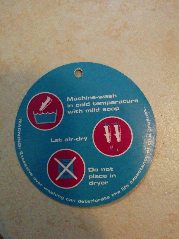 Skechers Go Walk washing instructions