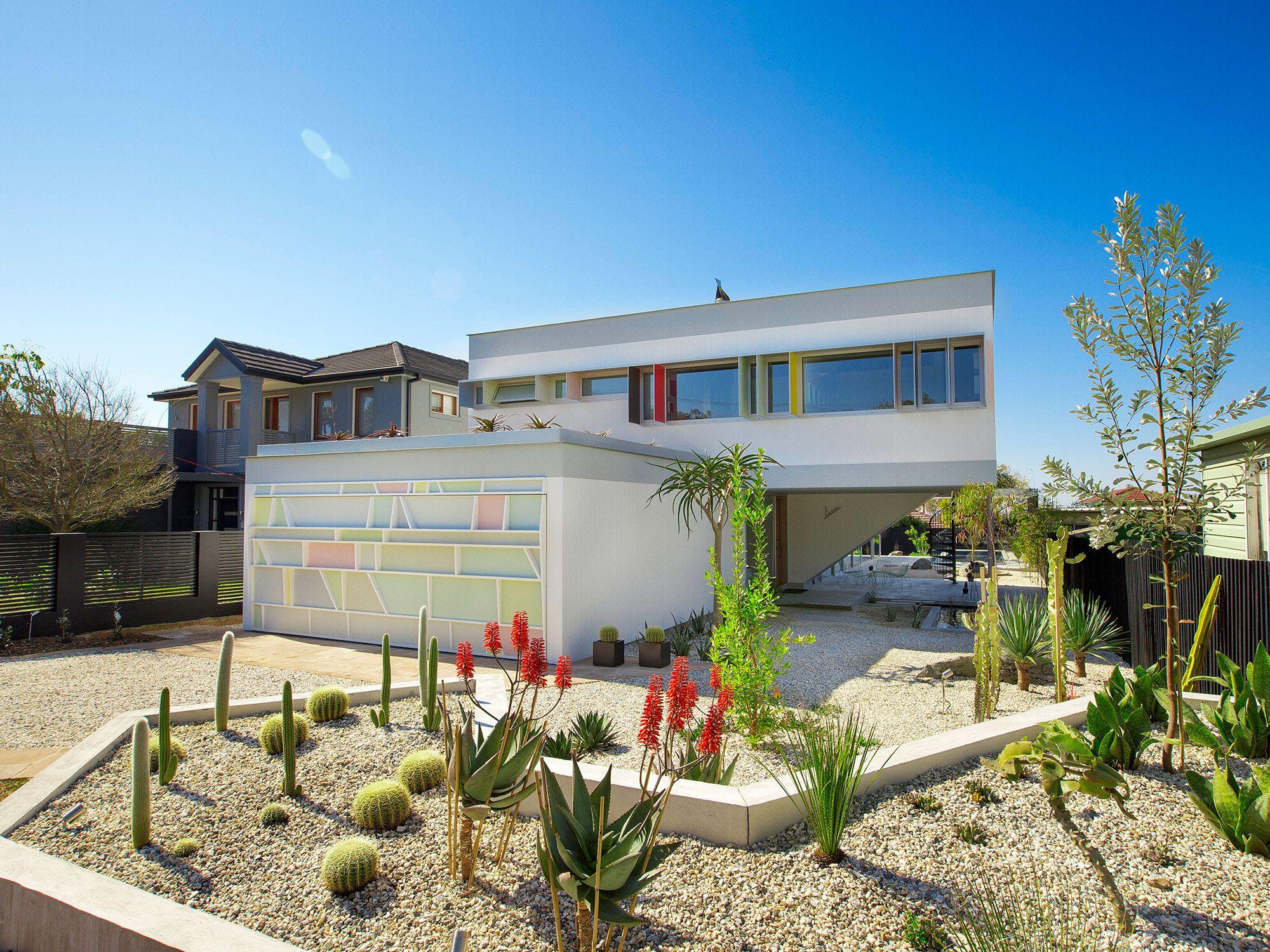 dream homes stunning house designs interiors decor - Beach House Design 1950s