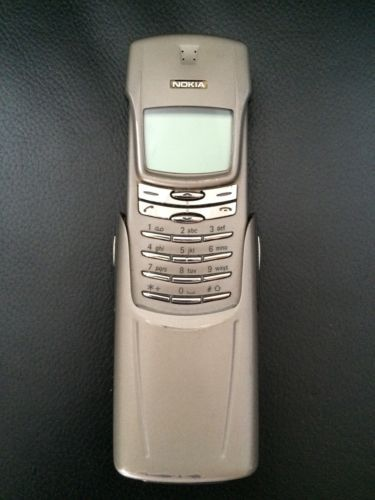 Nokia 8910 Handy Slidehandy Naturliches Titan Simlockfrei Sammler Raritatsparen25 Com Sparen25 De Sparen25 Info Handyvertrag Ebay Handy
