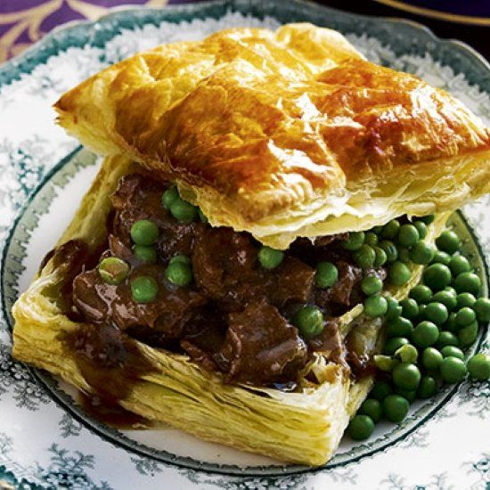 A modern take on a classic dish - delicious, slow cooked ...
