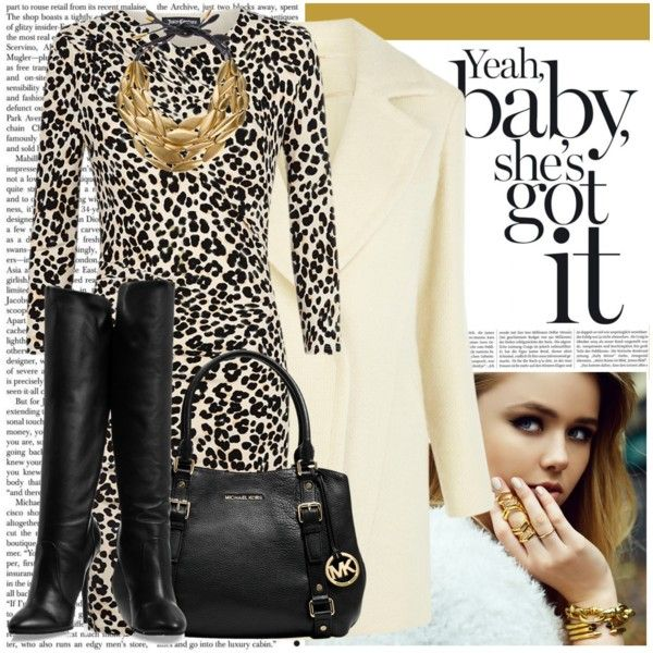 """She's Got It"" by milicanikic on Polyvore"