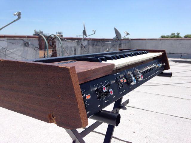 MATRIXSYNTH: Korg Univox vintage analog synthesizer
