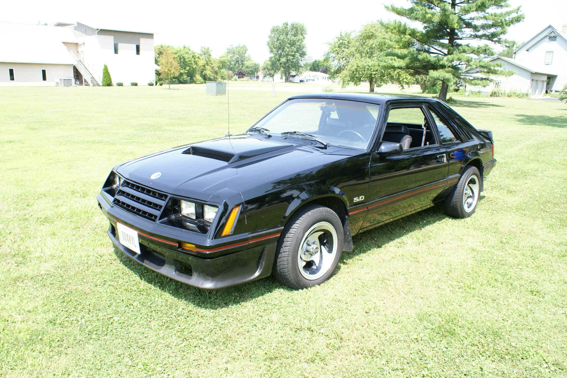 1982 mustang 5 0 mustang central pinterest ford mustang fox mustang and ford. Black Bedroom Furniture Sets. Home Design Ideas