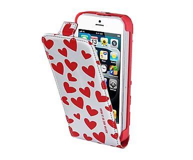 Funda para iPhone 5/5S/SE Corazones