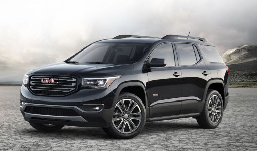 2020 Gmc Acadia Redesign Release Date Price Suv Cars Gmc