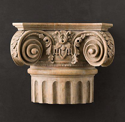 Wall Carvings | RH