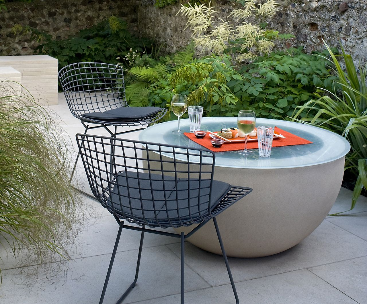 We offer Garden Design in Brighton & Hove and the ...