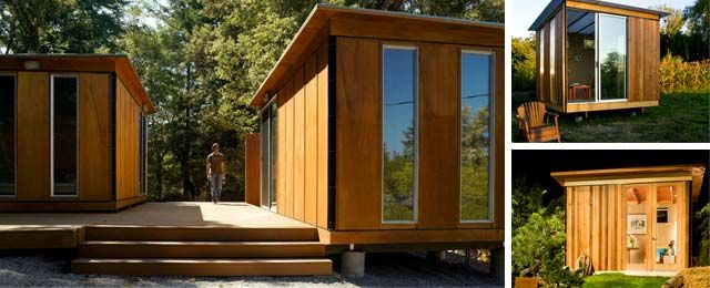 Delightful Prefab Cabins On Architecture With Prefab Cabin Modern