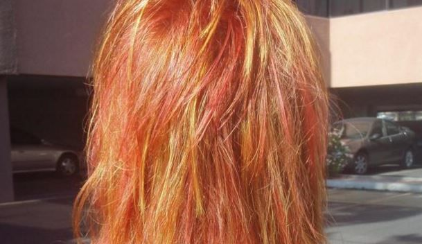 How To Get Rid Of Orange Hair Fast Brassy Hair Yellow Blonde Hair